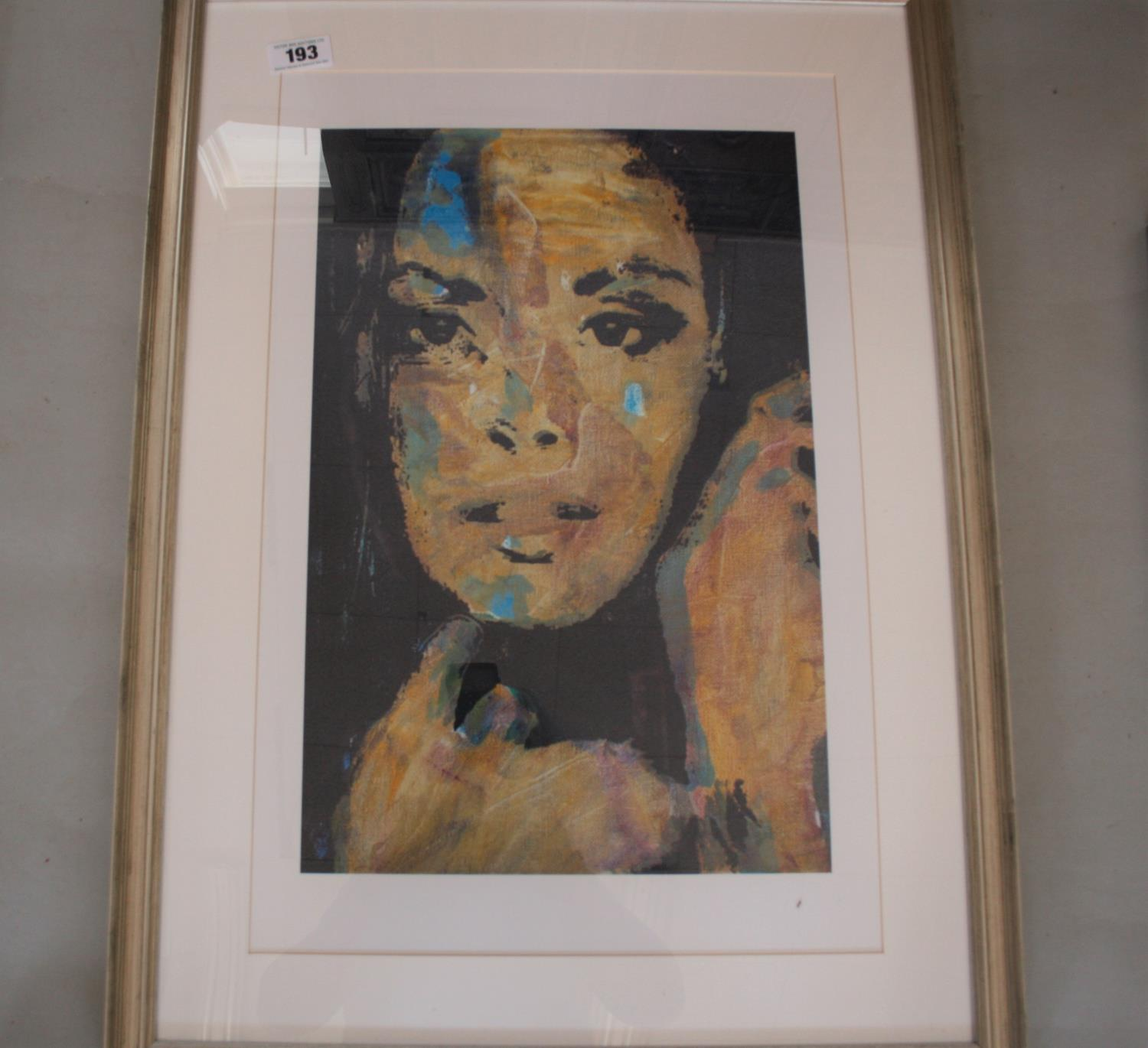 Selection of framed prints. (5). 57W x 78H - Image 2 of 5