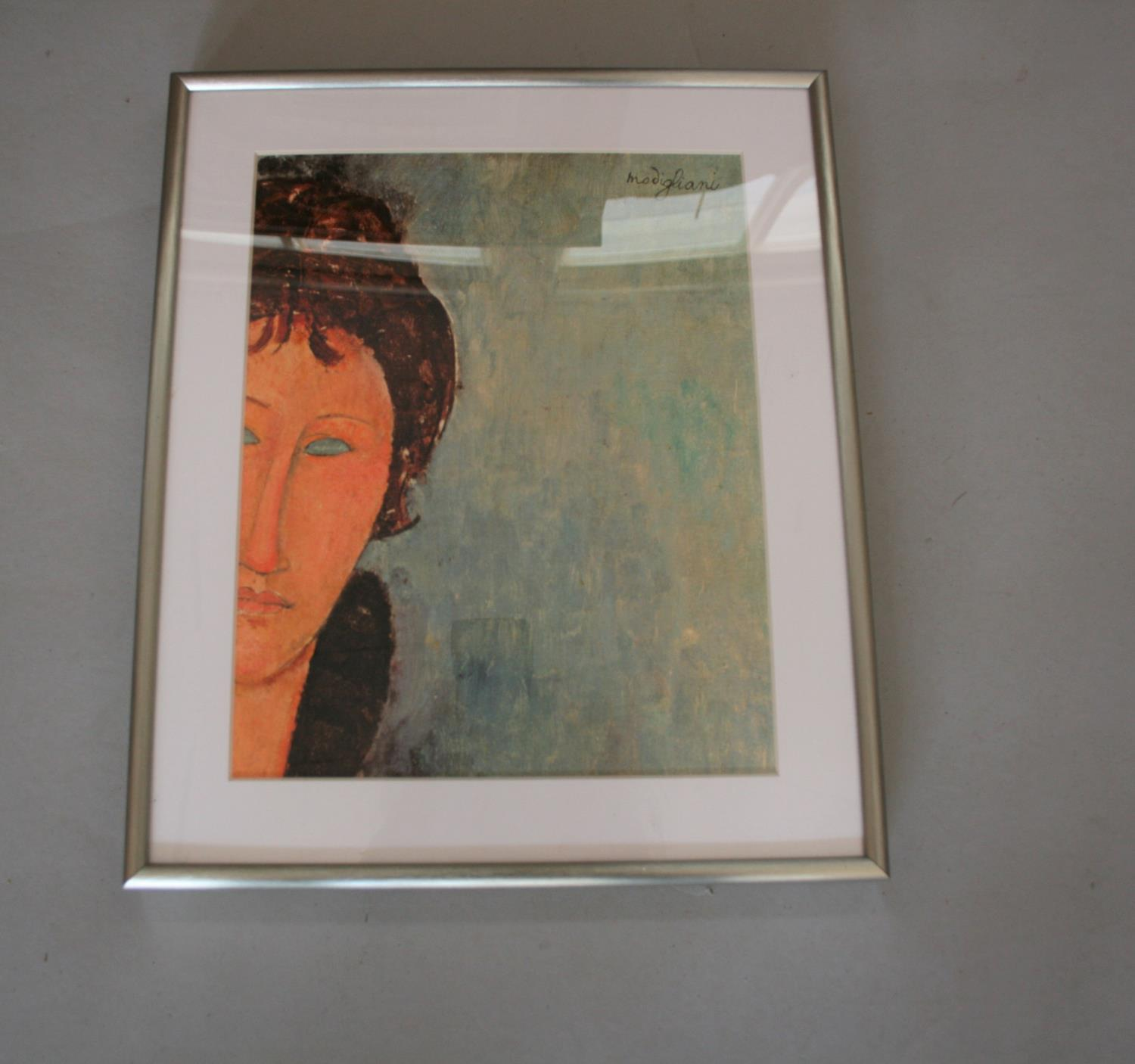 Selection of framed prints. (5). 57W x 78H - Image 3 of 5