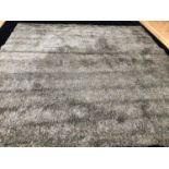 Kashtall, Fogg 11 very fine Swedish made high pile centre rug 550 x 358