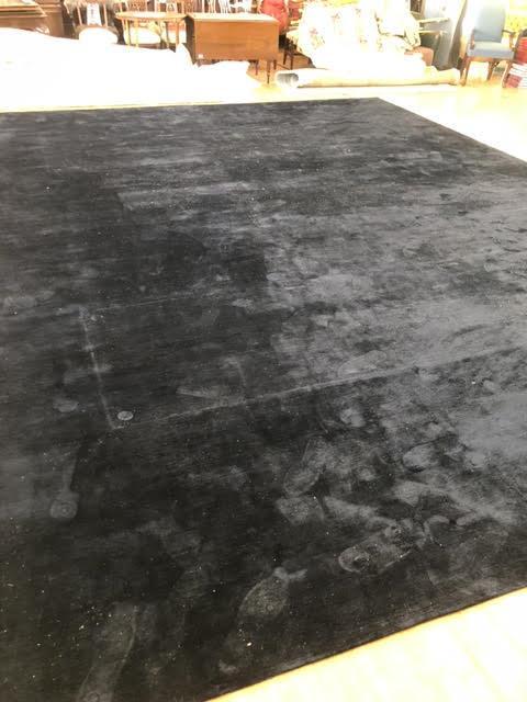 The Rug Company: Superb black centre rug 480 x 600 - Image 2 of 3