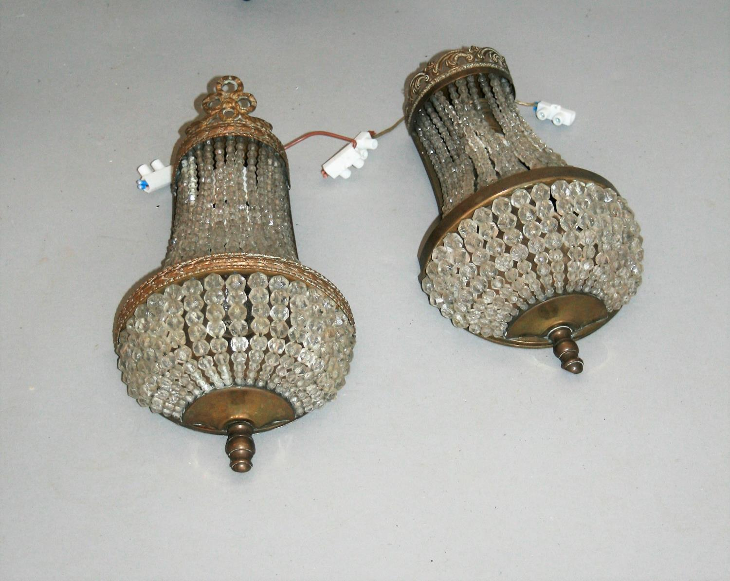 Misc. collection of antique lamps etc. - Image 5 of 5