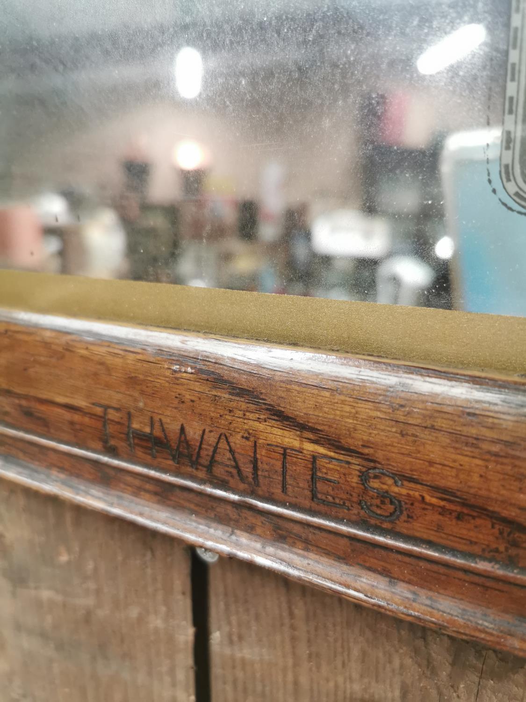 Thwaites Soda Water advertising mirror. - Image 4 of 5