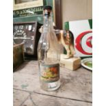 Cantrell and Cochrane advertising bottle.