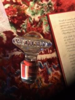 Bottle of Camus Cognac by Baccarat in original presentation case. - Image 5 of 5