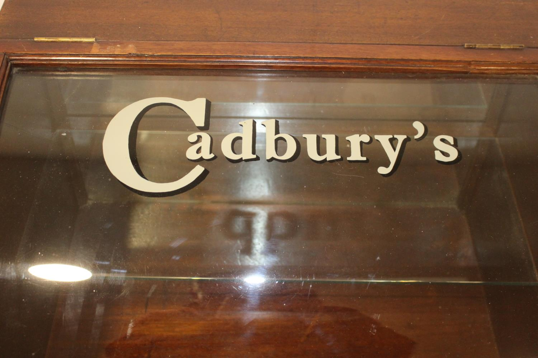 Cadbury's Chocolates advertising display cabinet. - Image 2 of 5