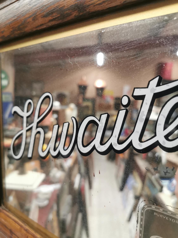 Thwaites Soda Water advertising mirror. - Image 3 of 5