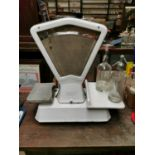 Avery shop scales.