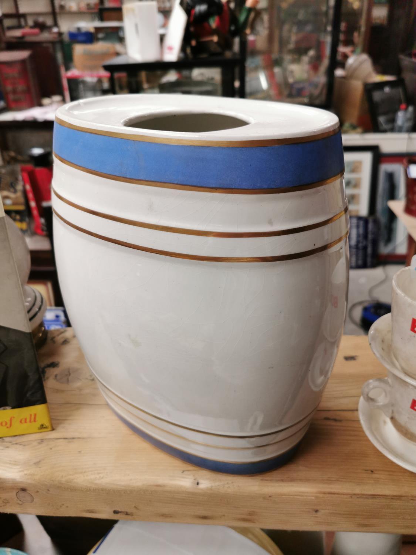 Rare Irish Whiskey ceramic dispenser. - Image 2 of 2