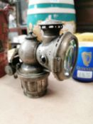 Early 20th C. Lucas lamp.