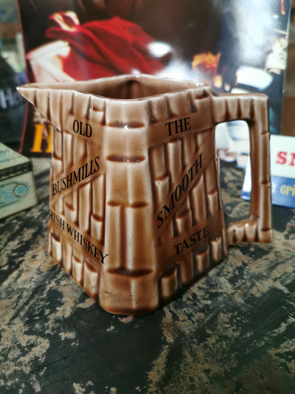 Bushmill's Old Irish Whiskey advertising jug. - Image 2 of 2