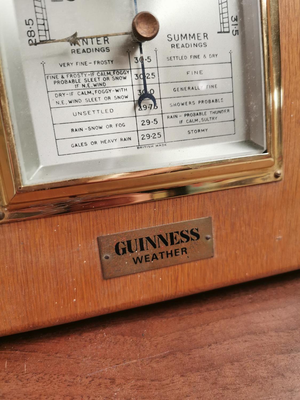 Guinness advertising barometer. - Image 2 of 2