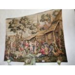 Early 20th C. tapestry.