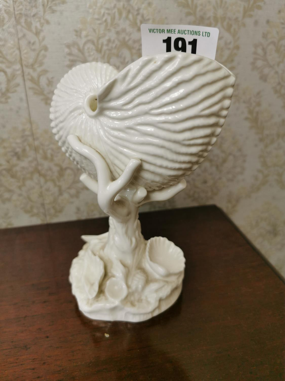 Royal Doulton ceramic Sea shell