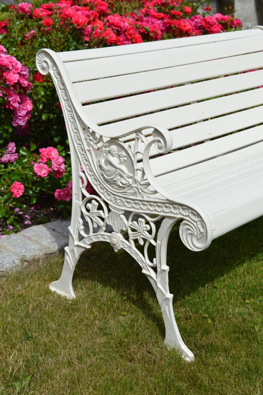 Garden bench - Image 3 of 3