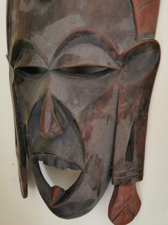 Polynesian face mask - Image 2 of 2