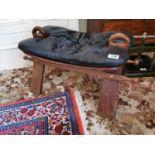Cherrywood stool