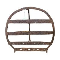 19th C. Bread iron/harden stand