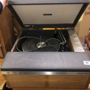 FERGUSON SOLID STATE TABLE TOP RECORD PLAYER