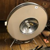 VINTAGE LATE 1950S SOFONO SPACE MASTER HEATER (DECORATIVE PURPOSE ONLY)