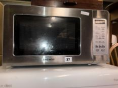 SILVER DAEWOO ECHO MICROWAVE OVEN
