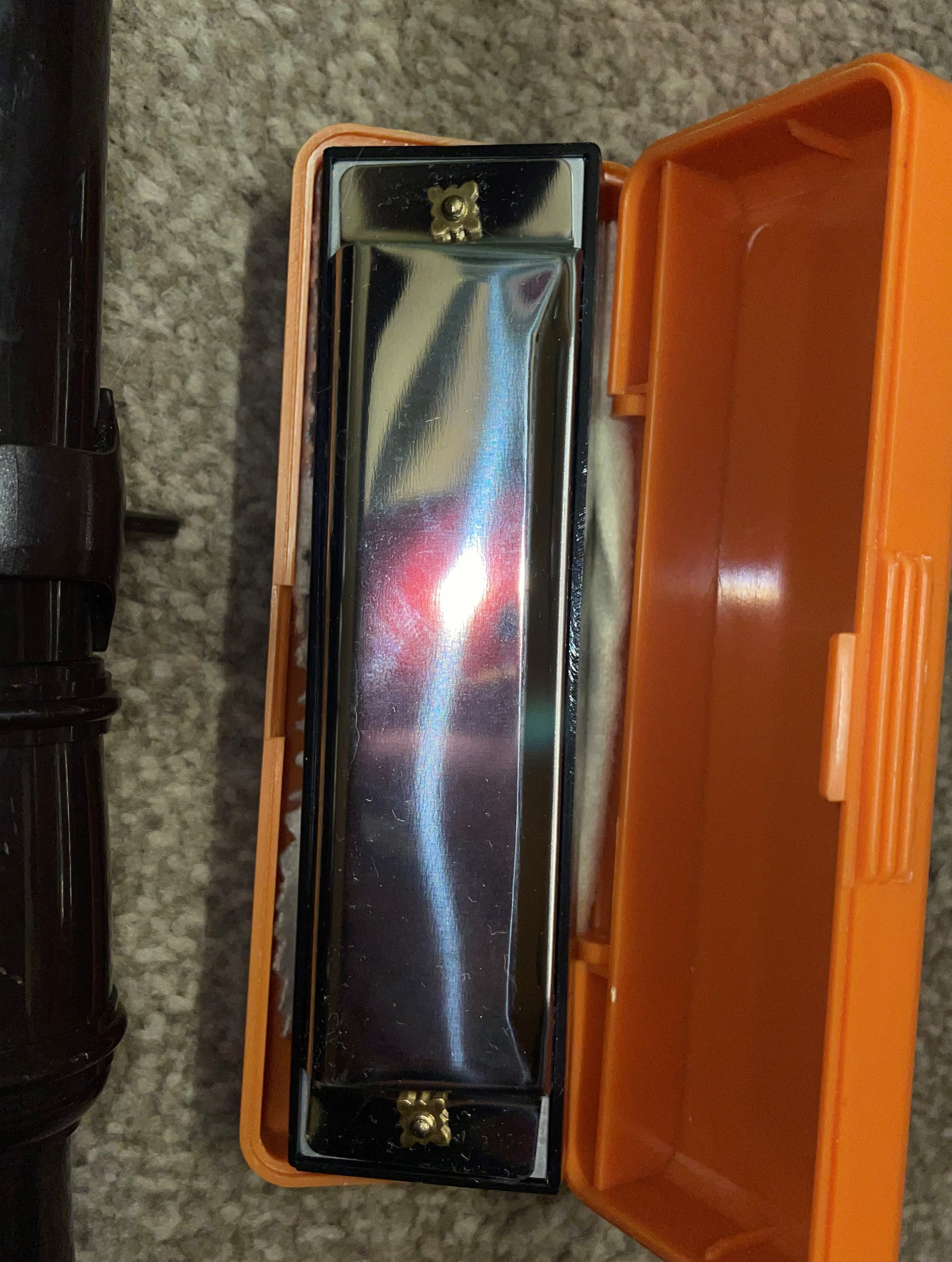 AULUS RECORDER AND TWO HARMONICAS - Image 2 of 2