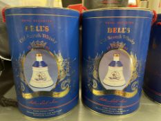 TWO BELLS OLD SCOTCH WHISKY ROYAL DECANTERS - PRINCESS EUGENIE