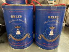 TWO BELLS WHISKY ROYAL DECANTER - PRINCESS BEATRICE