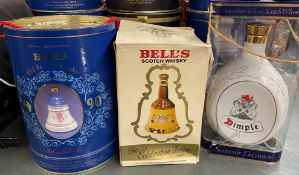 BOXED BELLS SCOTCH WHISKY,