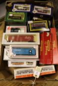 29x items of OO Gauge model railway by Bachmann, Replica Railways, Playcraft, Tri-ang Hornby, etc.