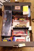 Quantity of various makes. Corgi Modern Trucks series Leyland DAF 85 series and curtainside trailer,
