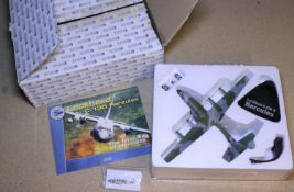 10x model aircraft by Atlas Editions (Military Giants of the Sky series etc). Including; Short
