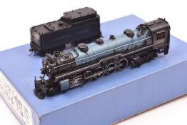 A VH Model Company, by Samhongsa Co. Ltd. Korea, HO gauge Canadian outline locomotive. A very well