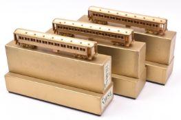 6x HO gauge Orion (Japan) models for the NorthWest Short Line model railway company of American