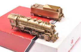 A Westside Model Company, by Samhongsa Co. Ltd. Korea, HO gauge US outline locomotive (2868). A very