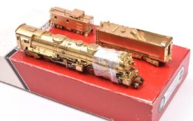 A Westside Model Company, by Samhongsa Co. Ltd. Korea, HO gauge US outline locomotive (2801.3). An