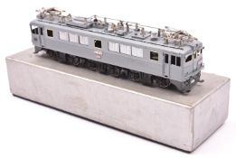 A Tenshodo, Japan, HO gauge Japanese National Railways locomotive. A well detailed brass model for