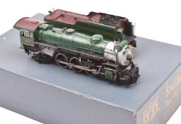 A United Scale Models, by Atlas Industries Japan, HO gauge US outline locomotive for Pacific Fast