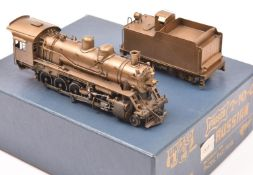 A United Scale Models, by Atlas Industries Japan, HO gauge locomotive for Pacific Fast Mail. A
