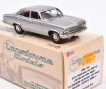 Lansdowne Models LDM.38x 1971 Vauxhall P.C. Cresta. A Limited Edition celebrating Vauxhall's