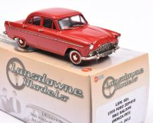 Lansdowne Models LDM.92x 1956 Ford Zephyr MkII Saloon. A 2012 W.M.T.C, Limited Edition 1/110