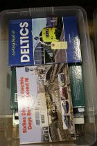 30 Plus Transport Books. Most railway with a few bus related. Published by Strathwood, OPC,
