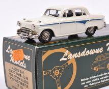 Lansdowne Models LDM.12 1958 Austin A105 Westminster. A M.S.M.C. year 2000 Limited Edition 1/120