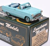 Lansdowne Models LDM.23X 1962 Ford Consul MkII Convertible. A L.C.C. 3rd Anniversary Special in '