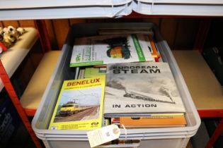 60 plus Railway Related Books. Publishers include MP, David & Charles, Bradford Barton, Capital