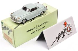 Pathfinder Models PFM.CCI 1959 Borgward Isabella Coupe. Limited Edition 176/600 produced in light