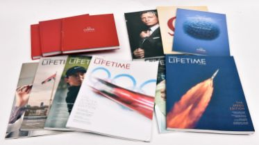 18+ Omega watch catalogues. Recent editions of the Omega watch catalogue including hardback and