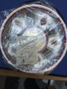 A Royal Worcester wedding plate Charles and Diana Live bidding available via our website, if you