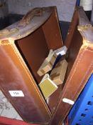 A vintage suitcase