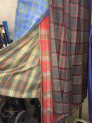 3 tartan skirts