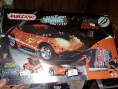 Meccano set No.8950, Radio controlled 3 car set